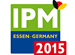 Visit us on IPM Essen 2015