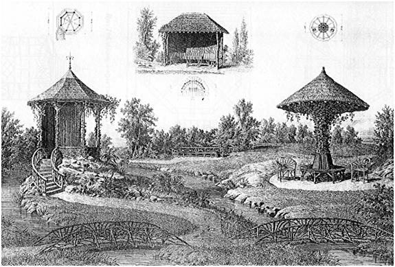 Ozdoby Ogrodu Altany I Pawilony Ogrodowe